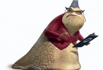 Roz from Monsters Inc
