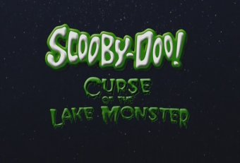 Scooby Doo Lake Monster