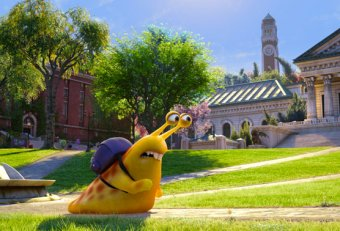 Slug Monsters University