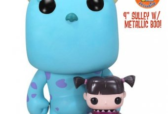 Sulley Monsters Inc. Funko Pop