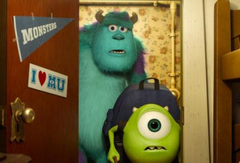 Time out Review Monsters University