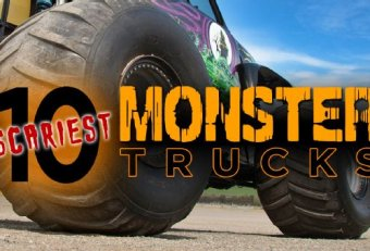 Top Monster trucks of all time