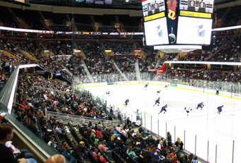 Where do Lake Erie Monsters play?