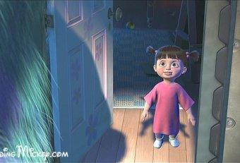 Who animated Monsters Inc?