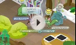Animal Jam Mini Movie- Green Monsters