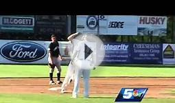 Higley goes yard to help Lake Monsters to a 5-1 win