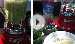 How to Make a Healthy Green Monster Smoothie Recipe | UK