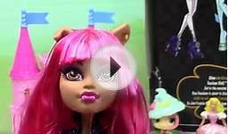 Howleen Wolf Monster High Doll 13 Wishes Movie Review