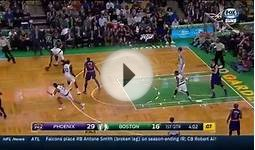 Jeff Green Three Sick Monster Dunks vs Phoenix Suns