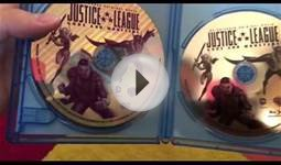 Justice League Gods and Monsters Blu Ray + DVD