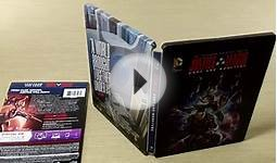 Justice League Gods & Monsters Steelbook Unboxing