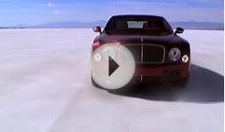 Land Speed Record Holder Andy Green Rides the Bentley