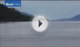 Loch Ness Monster Last Appearance 尼斯湖水怪?