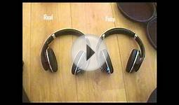 Monster Beats By Dr Dre (Studio): Fake vs Real