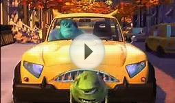 Monster Inc New car