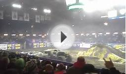 Monster Jam Max-D Freestyle 2014 Allstate arena