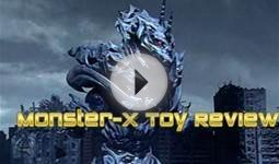 Monster-X Toy Review