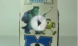 Monsters University Art 25cm Plush Toy Review, Spin Master
