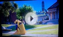 Monsters university funny slug guy