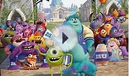 Monsters University Official Trailer Music : Andrew W.K