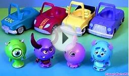 Monsters University Roll A Scare Cars Toys From Disney