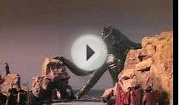 My top 10 giant movie monsters of all time