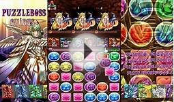 Scarlet Snake Princess - All difficulties - Puzzle and Dragons