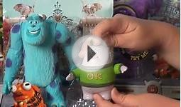 Sulley and Squishy Monsters University