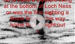 The REAL X-Files: The Loch Ness Monster