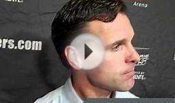 VIDEO: Monsters Head Coach David Quinn post-game 10/29/10