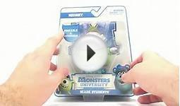 Video Review of the Monsters University: Scare Students Sulley